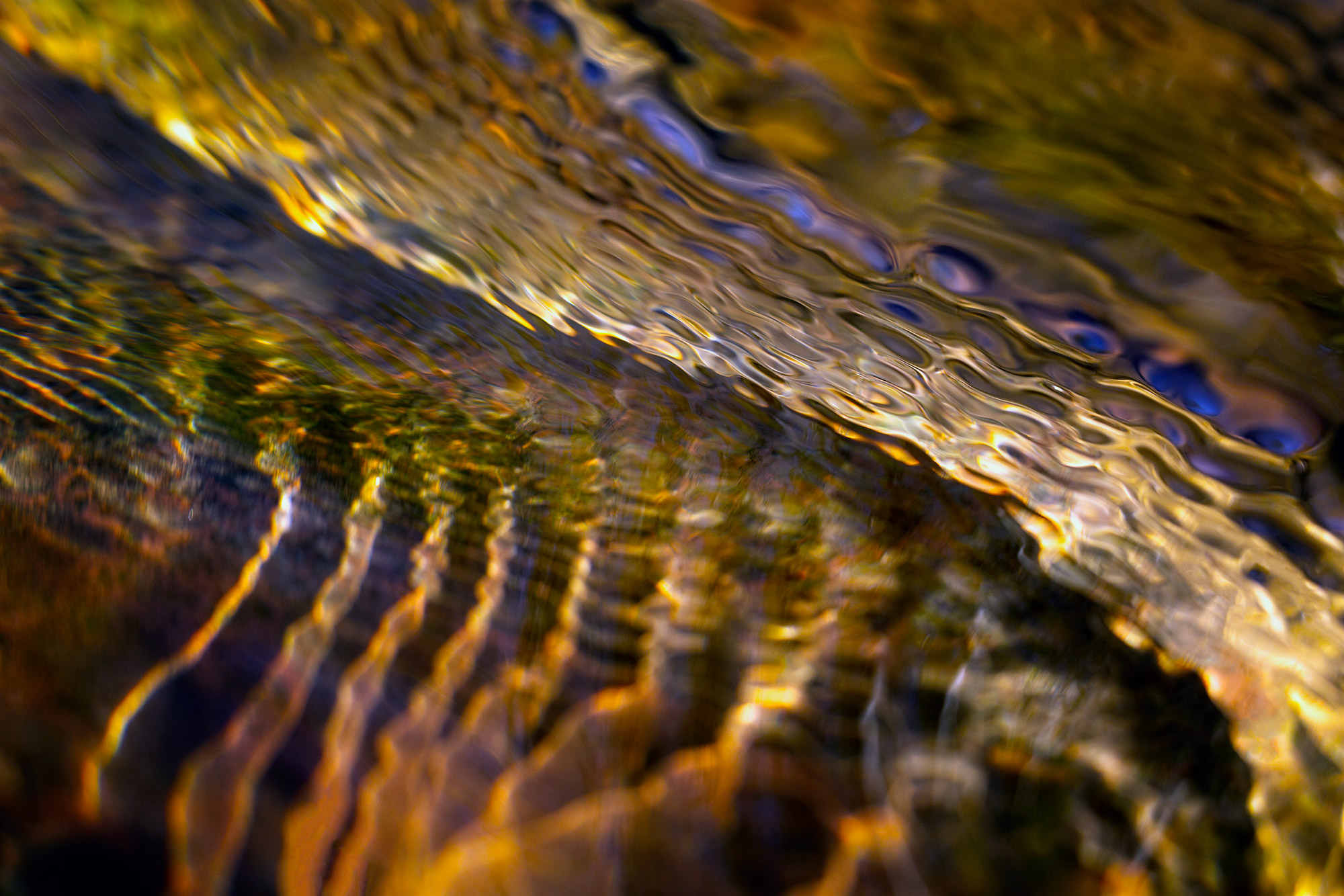 Water abstract photography-New Jersey Fine Art Photographer-Quiver